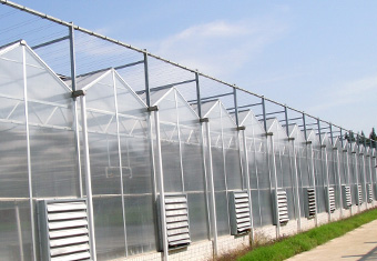 PC(polycarbonate) greenhouse 2